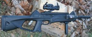 Battlestar Galactica Style Barrel Shroud for Beretta CX4 Storm