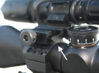 MFI 30mm Sniper Scope Ring Picatinny / Weaver Rail Replacement Top.