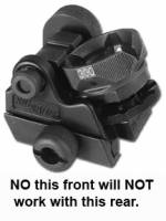 MFI - MFI SIG 556 / 550/1/2 Front Flip Up Sight  / Price Includes S&H via USPS 1st Class Mail. - Image 4