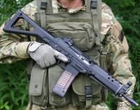 MFI SIG 556 / SG 550/1/2 & PE90 NATO Bayonet Lug on SBR 556P