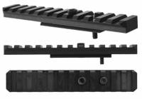 Scope Mounts - MFI - MFI 1913 Picatinny Style Scope Mount / Rail for Finnish Army Target / SAKO / Mosin Nagant bolt action rifle M28-76 or M28/76.